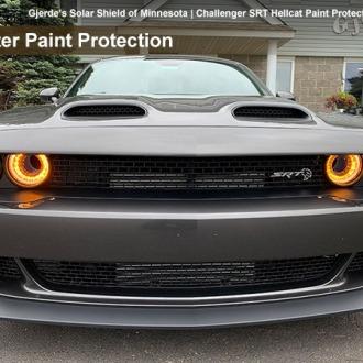 Challenger srt_Hellcat Paint Protection